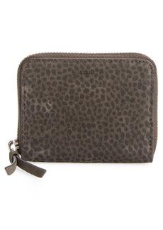 ALLSAINTS Echo Mini Zip Wallet