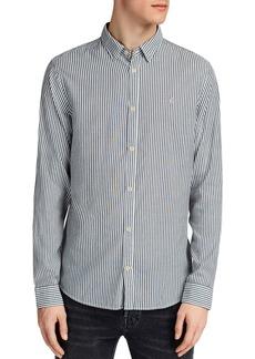 ALLSAINTS Elderwood Slim Fit Button-Down Shirt
