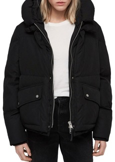 ALLSAINTS Ester Hooded Puffer Coat