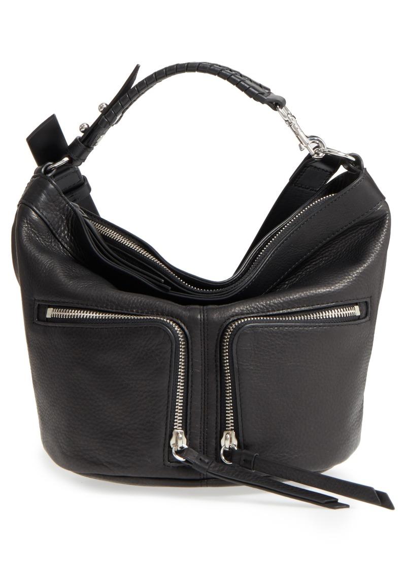 Allsaints Bag Crossbody Leather Fetch Handbags wXBXrRZq