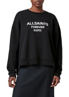 AllSaints Forever Lo Sweatshirt