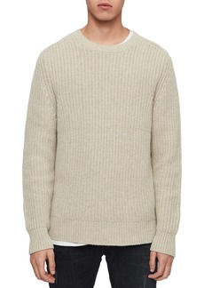 ALLSAINTS Galley Crewneck Wool Sweater