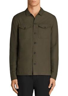 ALLSAINTS Glendora Regular Fit Button-Down Shirt