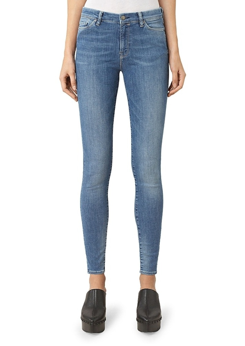 Allsaints Grace Jeans in Fresh Blue
