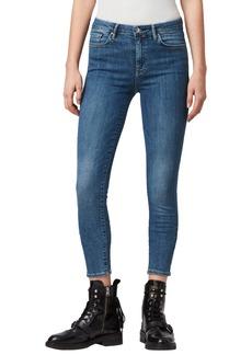 ALLSAINTS Grace Skinny Jeans (Fresh Blue)