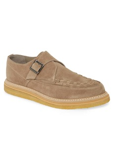 ALLSAINTS Graffin Monk Strap Shoe (Men)
