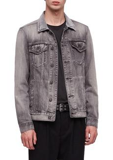ALLSAINTS Grafton Regular Fit Denim Jacket