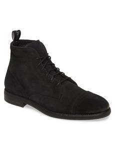 ALLSAINTS Harland Cap Toe Boot (Men)