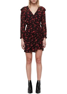 ALLSAINTS Harlow Eira Print Dress