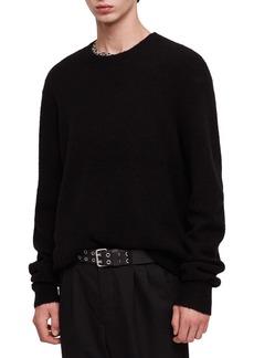 ALLSAINTS Hawk Oversize Wool Blend Sweater