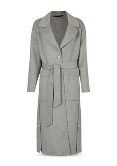 ALLSAINTS Hazel Belted Coat