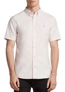 ALLSAINTS Hungtingdon Slim Fit Button-Down Shirt
