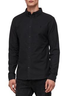 ALLSAINTS Huntington Regular Fit Sport Shirt