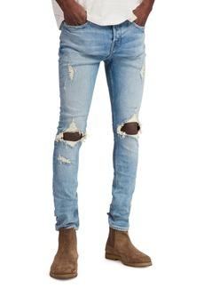 ALLSAINTS Ichnaw Cigarette Skinny Fit Jeans
