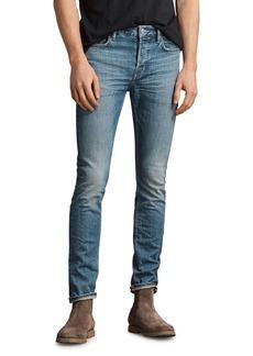 ALLSAINTS Ione Cigarette Slim Fit Jeans in Indigo