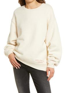 AllSaints Iris Hope Springs Sweatshirt