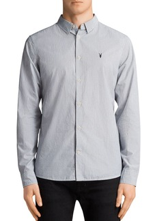ALLSAINTS Kelso Slim Fit Button-Down Shirt