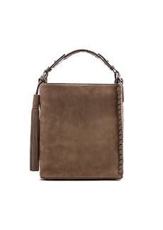 ALLSAINTS Kepi Lea Shoulder Bag