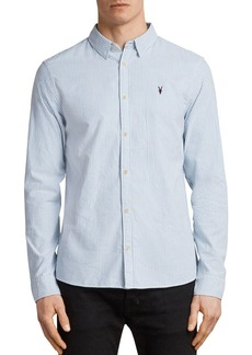ALLSAINTS Kilda Slim Fit Button-Down Shirt