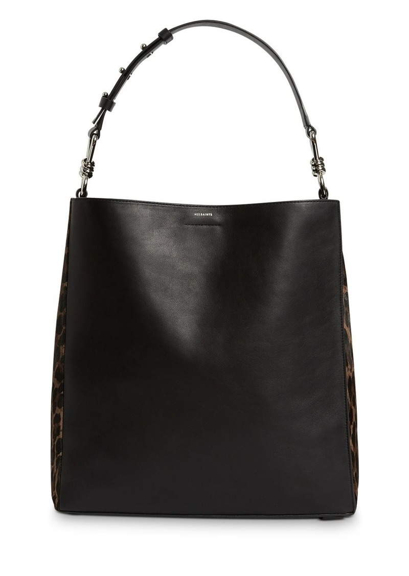 ALLSAINTS Kim North South Tote