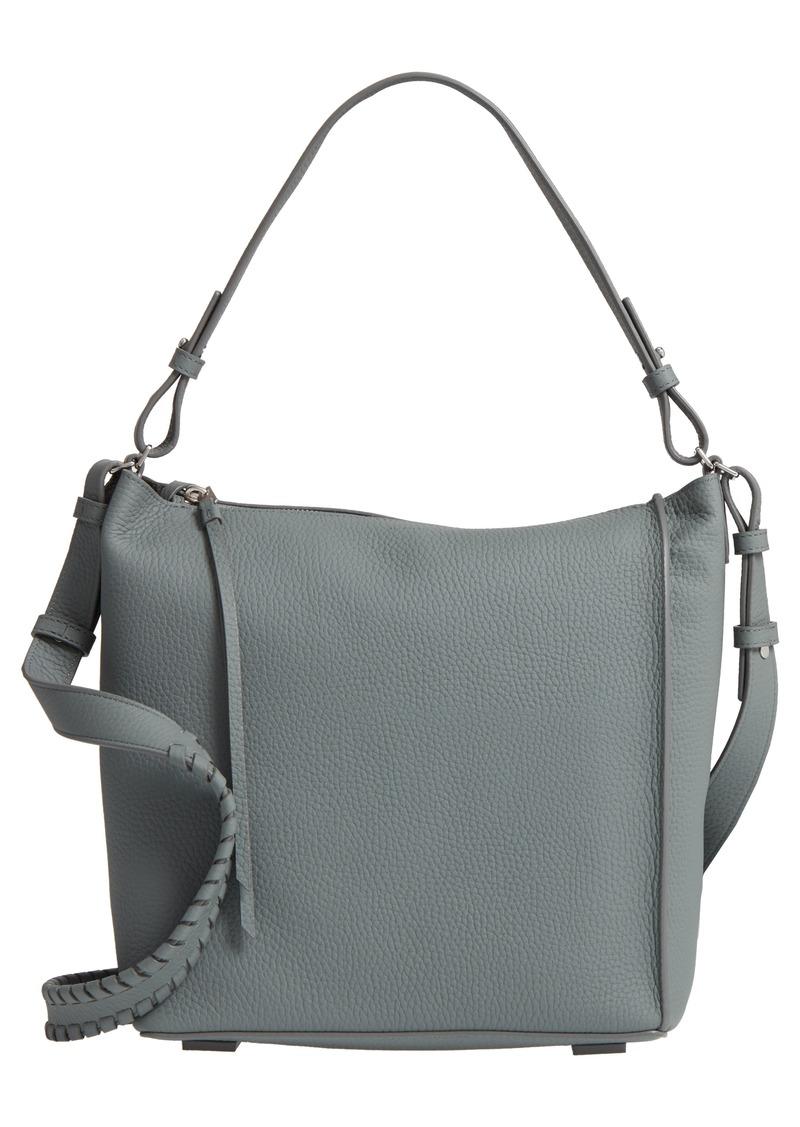 35b509ebf6 AllSaints ALLSAINTS 'Kita' Leather Shoulder/Crossbody Bag | Handbags