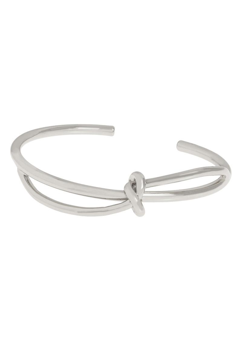 ALLSAINTS Knot Twist Bracelet