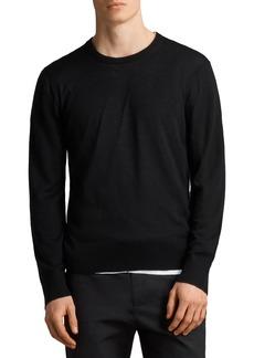 ALLSAINTS Lang Crewneck Merino Wool Sweater