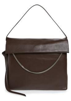 ALLSAINTS 'Large Lafayette' Leather Shoulder Bag