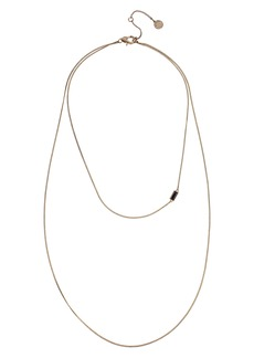 ALLSAINTS Layered Chain Necklace