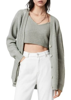 ALLSAINTS Leanne Relaxed Cardigan