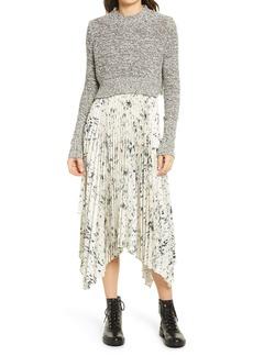 AllSaints Lerin Yermo Sweater & Slipdress