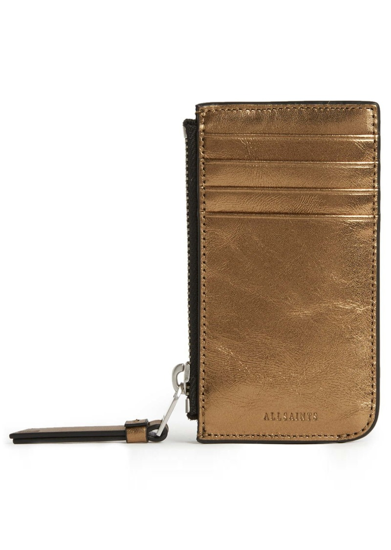 ALLSAINTS Little Marlborough Card Case