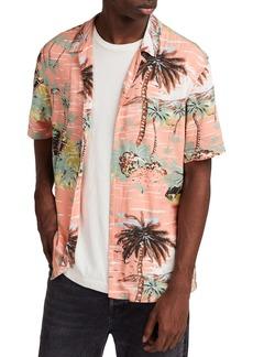 ALLSAINTS Luau Camp Shirt