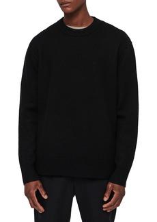 ALLSAINTS Maine Regular Fit Wool Sweater