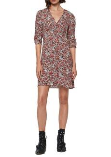 ALLSAINTS Malie Wilde Floral Dress