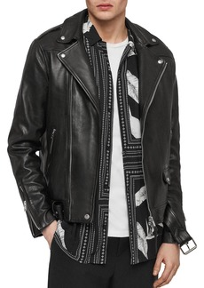 ALLSAINTS Manor Leather Biker Jacket