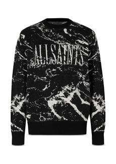 ALLSAINTS Marble Sweatshirt