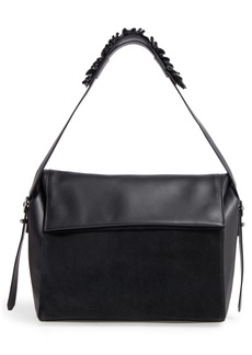 ALLSAINTS Maya Calfskin Shoulder Bag