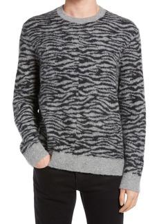 AllSaints Men's Askell Crewneck Sweater