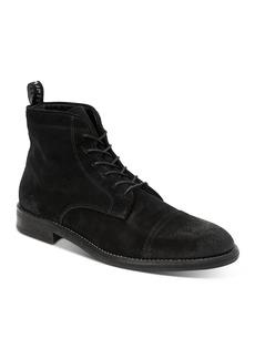 ALLSAINTS Men's Harland Suede Lace-Up Boots
