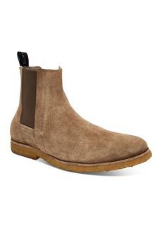 ALLSAINTS Men's Rhett Suede Chelsea Boots