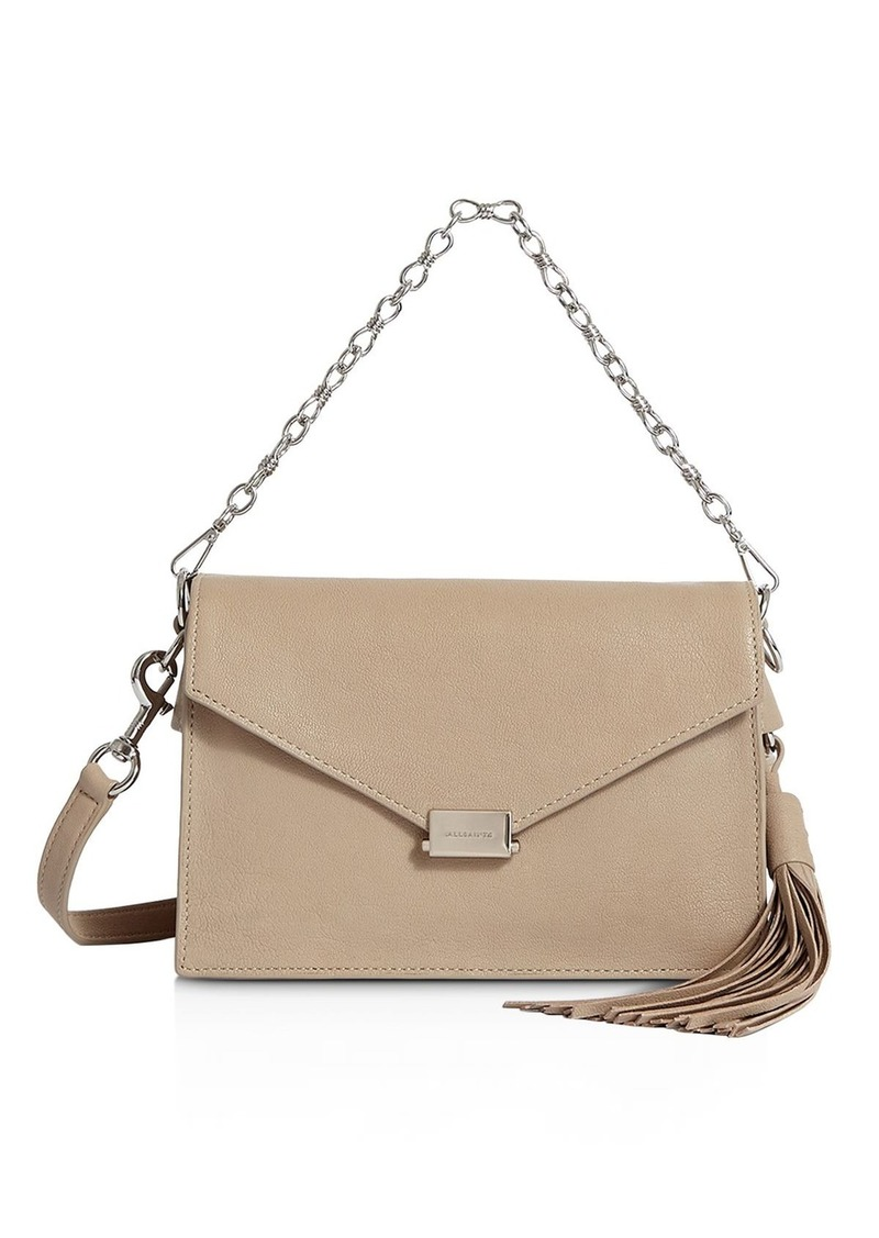 ALLSAINTS Miki Leather Crossbody