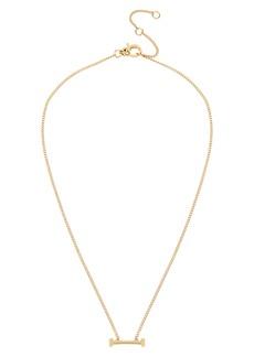 ALLSAINTS Mini Bar Pendant Necklace