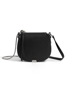 ALLSAINTS Mini Captain Leather Saddle Bag