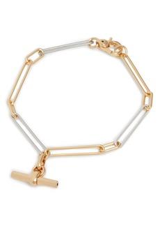 ALLSAINTS Mixed Link Chain Bracelet