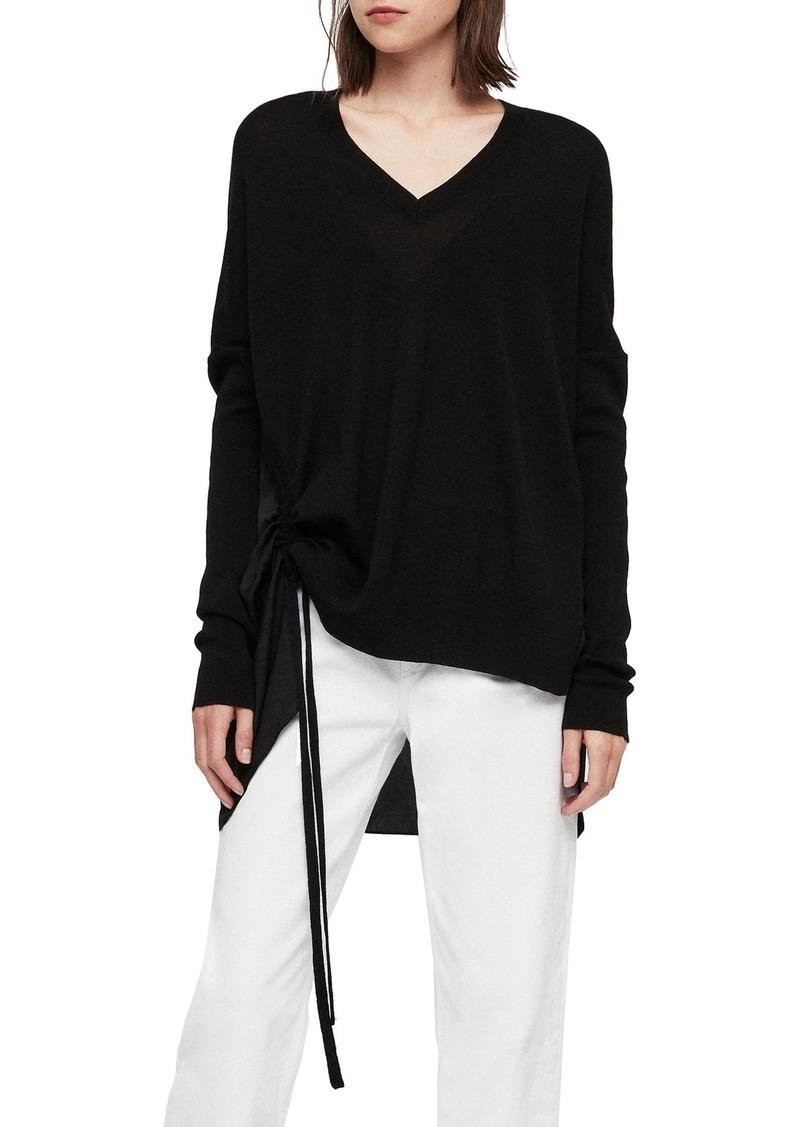 c89303e48759 SALE! AllSaints ALLSAINTS Moira V-Neck Sweater