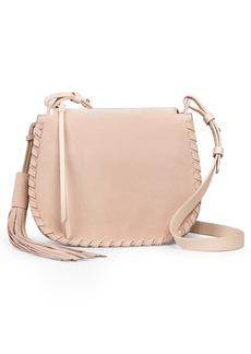 ALLSAINTS Mori Suede Crossbody Bag
