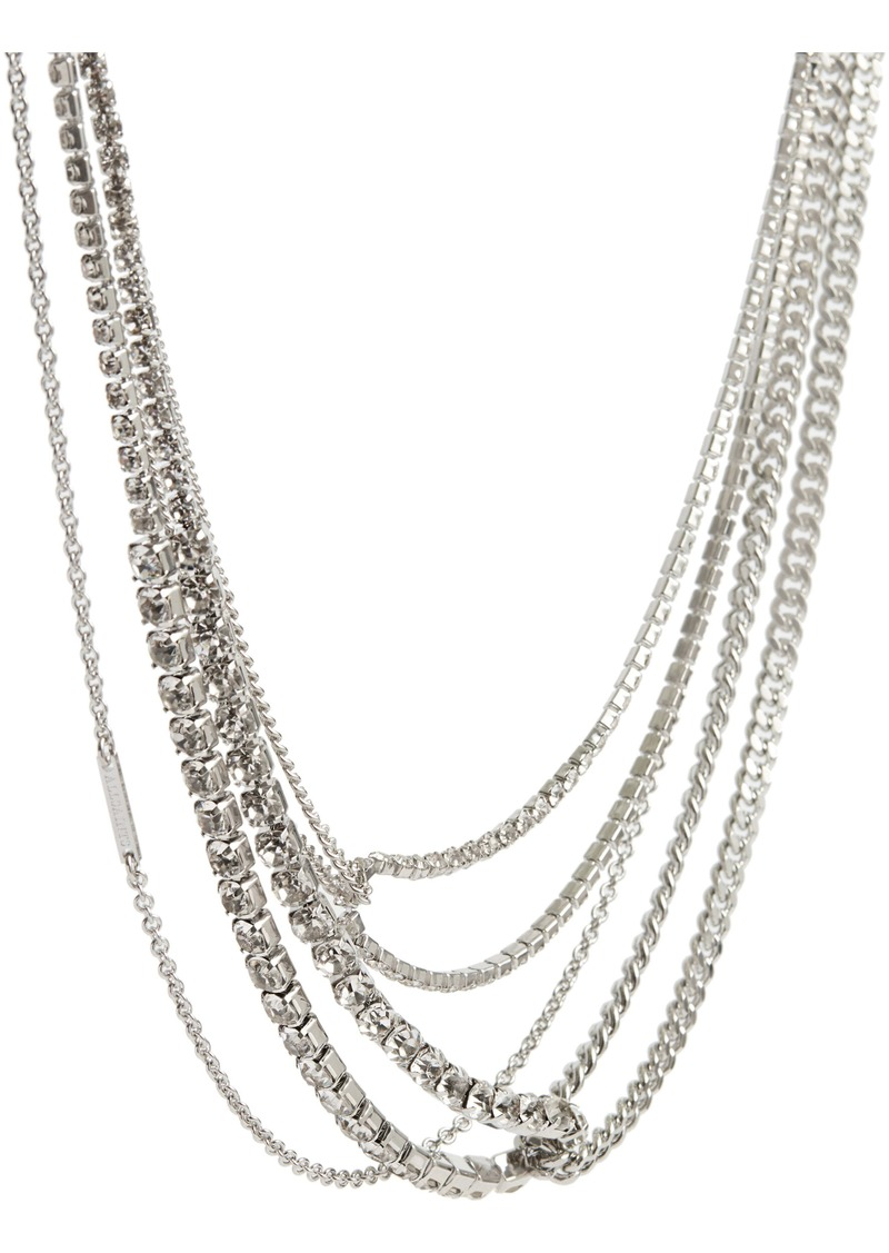 ALLSAINTS Multi-Row Necklace