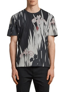 ALLSAINTS Nahiku Oversized Crewneck T-shirt