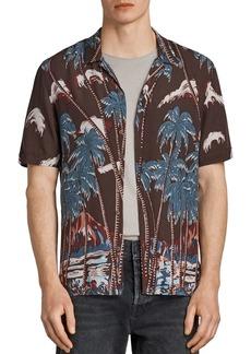 ALLSAINTS Nalu Slim Fit Button-Down Shirt